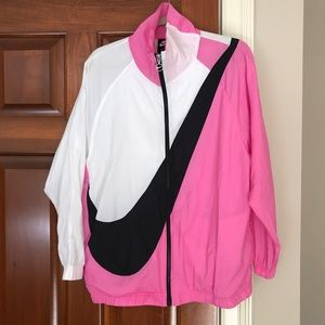 Nike Giant Swoosh Windbreaker